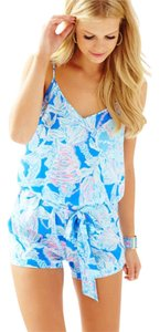 Lilly Pulitzer short dress Bay Blue on Tradesy