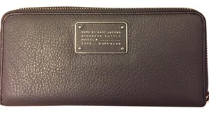 Marc by Marc Jacobs Too Hot To Handle Slim Faded Aluminum Clutch