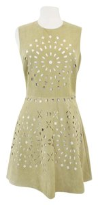 Bar III Nwt Laser Cut Dress