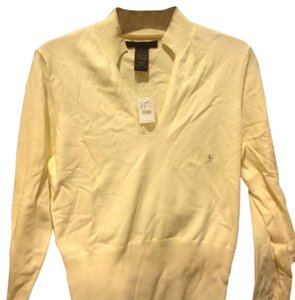 The Limited Brand New With Tags V Neck Beige Color Sweater