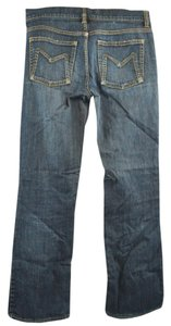 Marc Jacobs Distressed Wash Darkwash Louis Vuitton Straight Leg Jeans-Medium Wash