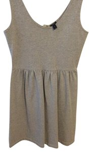 J.Crew short dress Gray/grey on Tradesy