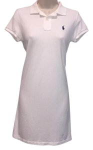 Ralph Lauren Blue Label short dress White on Tradesy