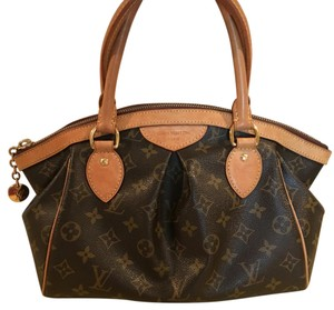 Louis Vuitton Satchel in Brown Louis Vuitton Monogram