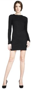 Diane von Furstenberg Knit Shift Sheath Dress