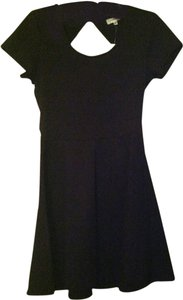 OlsenBoye short dress Black on Tradesy