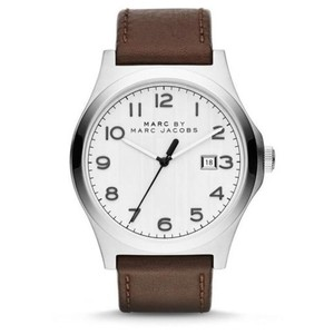 Marc by Marc Jacobs Marc Jacobs Women's Jimmy Brown Leather Watch MBM5545