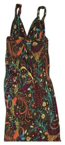 Print Maxi Dress by T-Bags Los Angeles