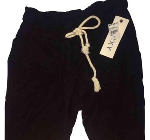 Roxy Relaxed Pants Black
