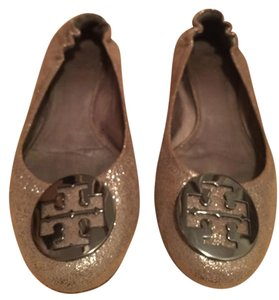 Tory Burch Gold/Bronze Flats