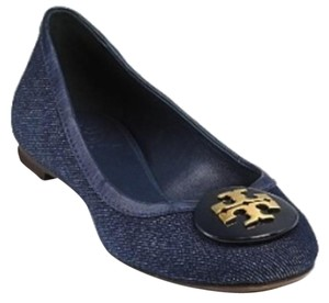 Tory Burch Perry Reva Navy Flats