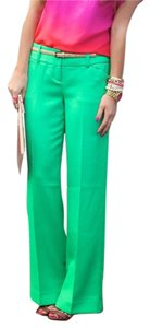 The Limited Wide Leg Pants Green