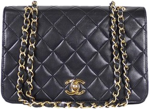 Chanel Classic 2.55 Vintage Rare Shoulder Bag