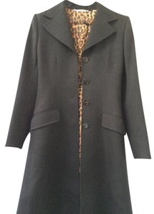 Dolce&Gabbana Dolce And Gabbana Coat Black Jacket