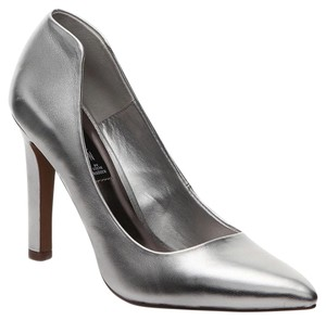 Steven by Steve Madden Metallic silver Pumps
