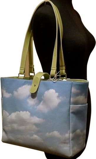 Preload https://item1.tradesy.com/images/clouds-tote-bluewhitegreen-treated-cotton-diaper-bag-1943430-0-0.jpg?width=440&height=440