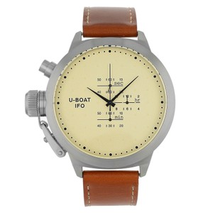 U-Boat U-BOAT IFO 312 Stainless Steel Quartz Men's Watch (14222)