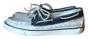 Sperry Boat Size 9 Sale blue Flats