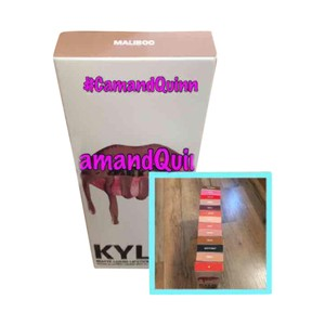 Kylie Cosmetics Kylie Cosmetics Maliboo Lip Kit