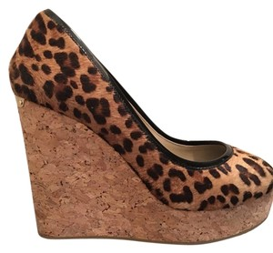 Jimmy Choo Leopard print Wedges