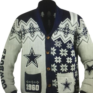 NFL Team Apparel Sweater