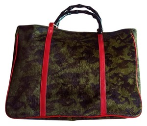 Roberto Vascon Robert Tote in Forest Green