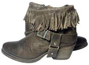 AllSaints Bonny Cowgirl Size 38 Cowgirl 38 khaki Boots