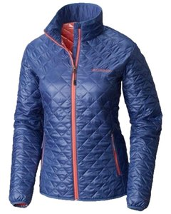Columbia Insulated Jacket Quilted Jacket