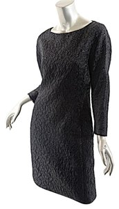 Michael Kors Jacquard Sheen Dress