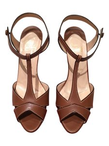 Christian Louboutin Vintage Brown Sandals