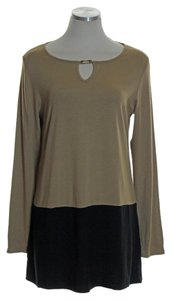 J. Jill Knit Long Sleeve Tunic