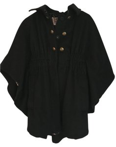 Juicy Couture Knit Military Cape