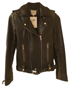 IRO Leather Leather Jacket