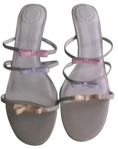 Casual Corner multi pastels Pumps