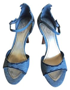 Nine West Denim Pumps