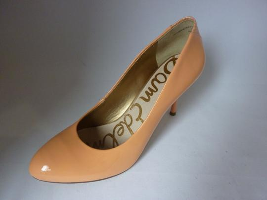 Sam Edelman Leather Peach Melba Pumps