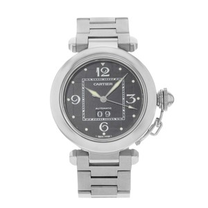 Cartier Cartier Pasha W31053M7 Stainless Steel Automatic Unisex Watch (14228)