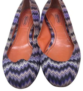 Missoni Blue & purple Flats