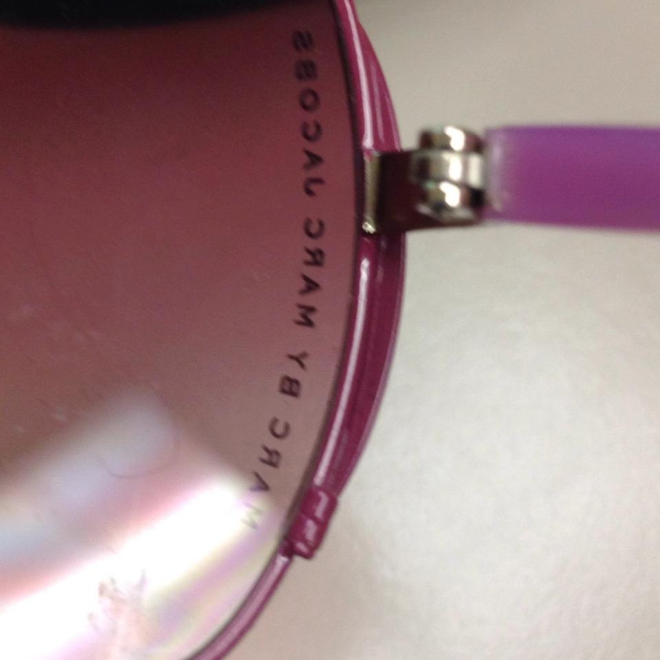 539ba8d49563 Marc by Marc Jacobs Pink Violet Sunglasses - Tradesy