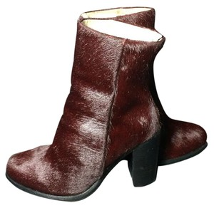 AllSaints Oxblood 9 Red Boots