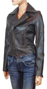 Isabella Lucca Brown Leather Jacket