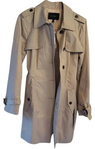 Banana Republic Medium Trench Trench Coat