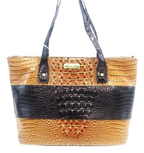 Marc Fisher Tote in brown/tan