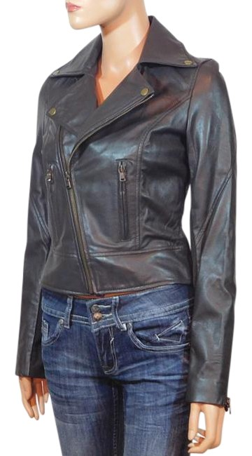 Preload https://img-static.tradesy.com/item/19436883/brown-moto-leather-jacket-size-12-l-0-1-650-650.jpg