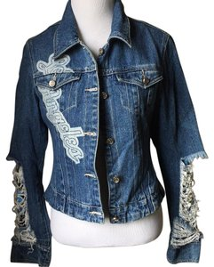 Carl Banks Womens Jean Jacket