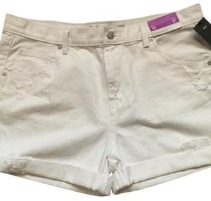 Mossimo Supply Co. Cuffed Shorts