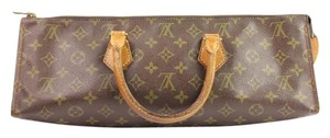 Louis Vuitton Tricot Triangle Speedy Neverfull Tri Satchel