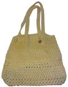 The Sak Tote in Ivory