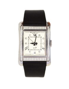 Bedat & Co Bedat & Co Stainless and Diamond Automatic 25mm Watch