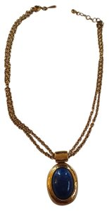 MONET Monet gold tone necklace